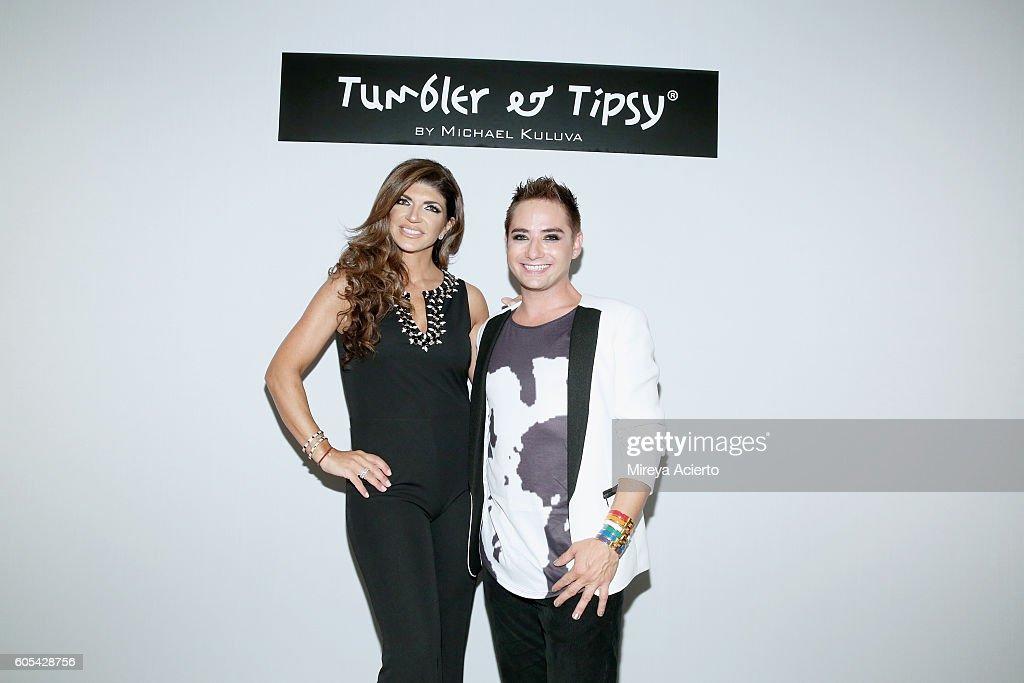 NY: Tumbler & Tipsy By Michael Kuluva - Backstage - September 2016 Style360