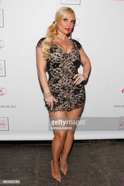 Coco Austin & Ice-T: Coco Licious Launch on 3/25/2014