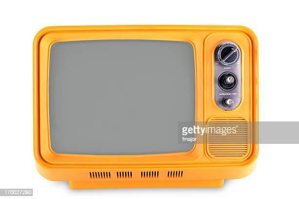 de televisão - passado - fotografias e filmes do acervo