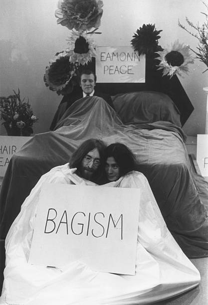In Bed With Eamonn