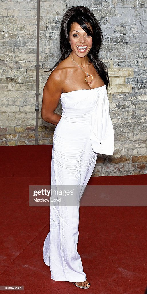 Television presenter Jenny Powell arrives at the National Lottery Awards 2010 held at the Camden Roundhouse on September 4, 2010 in London, England. The annual awards are presented to community members and groups for their work in UK Lottery funded projects.