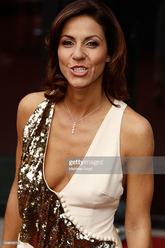 Television presenter Julia Bradbury arrives at the National Lottery Awards 2010 held at the Camden Roundhouse on September 4, 2010 in London, England. The annual awards are presented to community members and groups for their work in UK Lottery funded projects.