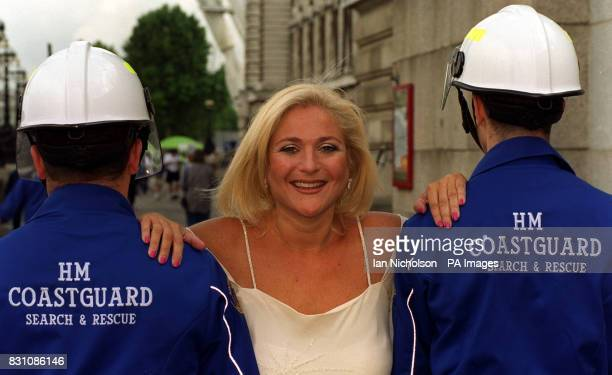 Television presenter Vanessa Feltz helped to launch a nationwide initiative coordinated by the Maritime and Coast guard Agency which promotes basic...