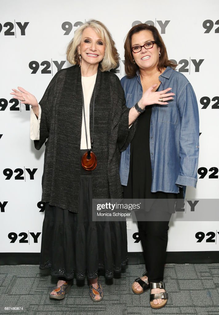 92nd Street Y Presents Sheila Nevins & Rosie O'Donnell
