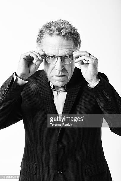 Television producer Carlton Cuse is photographed for Variety on October 20 2015 in Los Angeles California