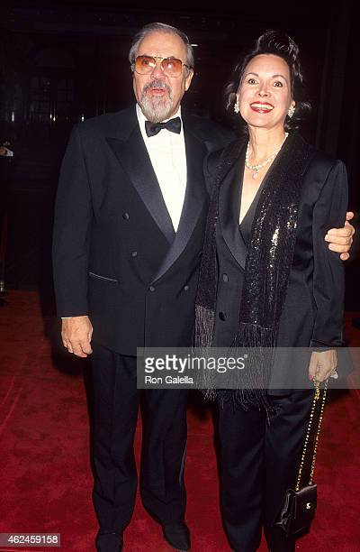 Television producer George Schlatter and wife Jolene Brand attend the NAACP Legal Defense Fund's First Annual Thurgood Marshall Lifetime Achievement...