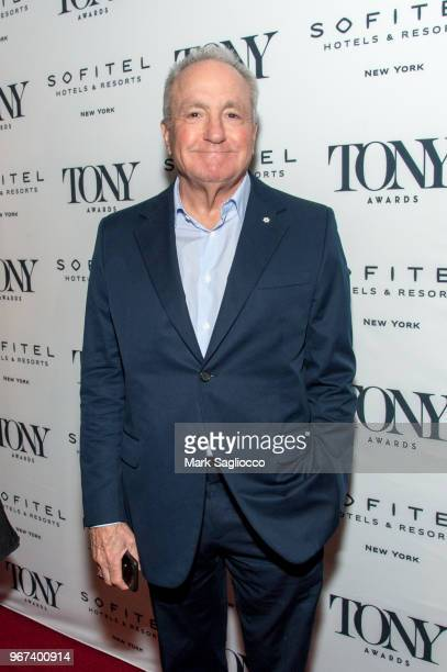 Television Producer Lorne Michaels attends the 2018 Tony Honors For Excellence In The Theatre and 2018 Special Award Recipients Cocktail Party at the...