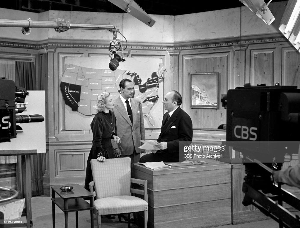 "NY: CBS's ""American Speaks"""