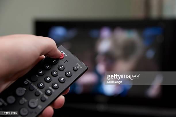 Controlo Remoto de Televisão