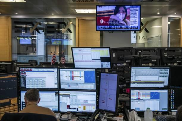 GBR: Coronavirus Fears Hits Global Markets