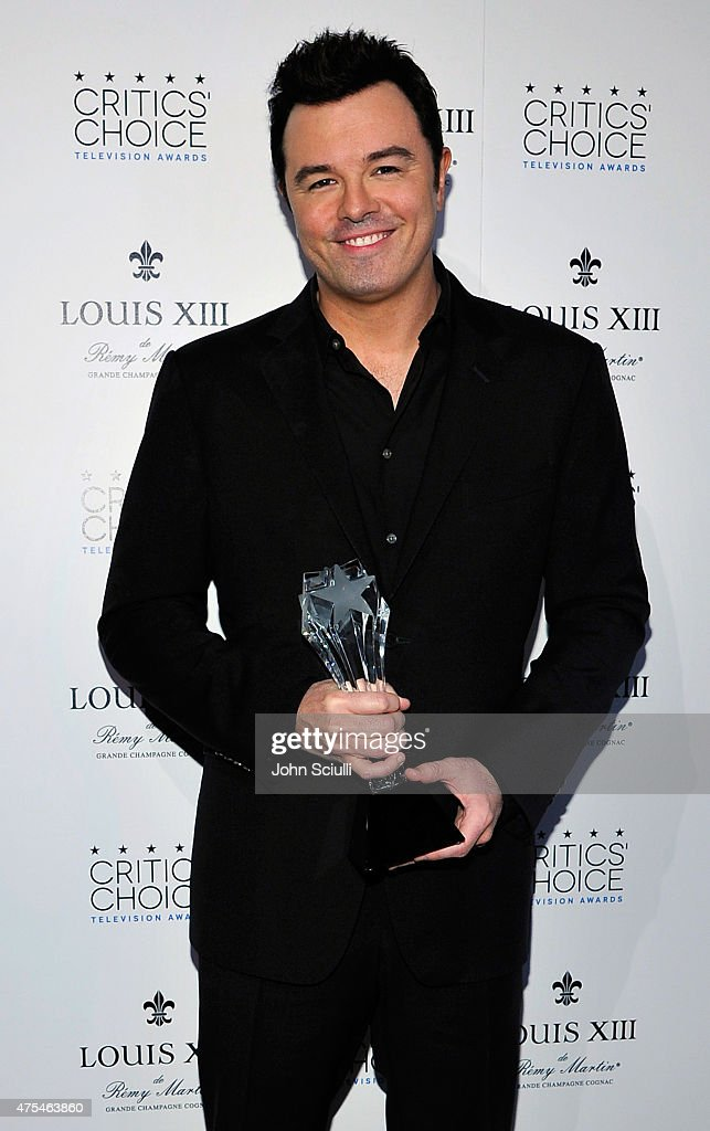 5th Annual Critics' Choice Television Awards - Critics' Choice LOUIS XIII Genius Award