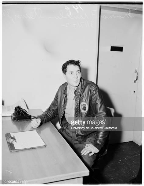 Television set shooting 17 March 1952 Thomas F Steiner 32 years Lieutenant George Cunningham