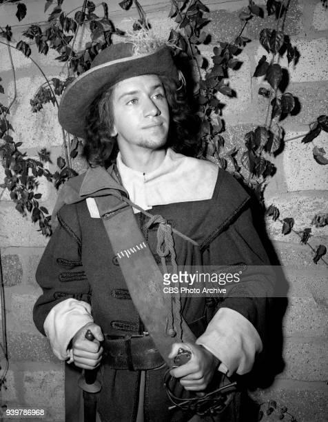 CBS television sitcom The Many Loves of Dobie Gillis episode Greater Love Hath No Man Bob Denver also in role as Christian de Neuvillette Episode...
