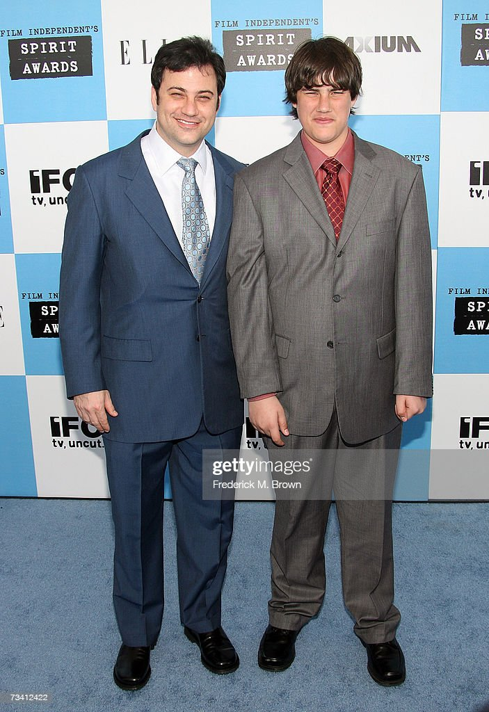 Television Talk Show Host Jimmy Kimmel And Son Kevin Kimmel Arrive At News Photo Getty Images Jimmy kimmel treks a los angeles canyon with kevin nealon. https www gettyimages ie detail news photo television talk show host jimmy kimmel and son kevin kimmel news photo 73412422