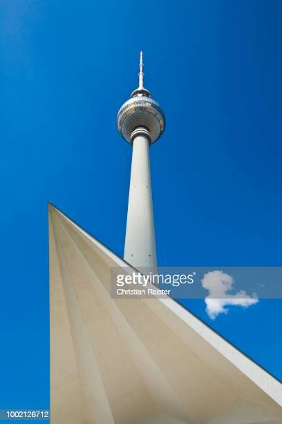 Television tower, Mitte, Berlin, Germany