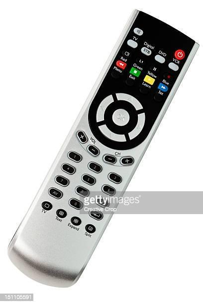Television, VCR, Digital Recorder, Satelite remote