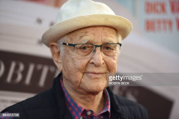 Television writer and producer Norman Lear attends the premiere of the HBO documentary If Youre Not In the Obit Eat Breakfast May 17 2017 at the...