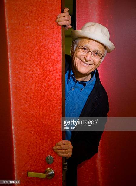 Television writer producer Norman Lear famous for bringing such greats as 'All in the Family' 'The Jefferesons' 'Maude' and 'Mary Hartman Mary...