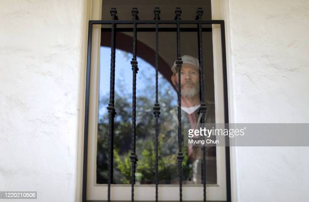 Television writer/producer Gary Lennon is photographed for Los Angeles Times on March 26 2020 in Los Angeles California PUBLISHED IMAGE CREDIT MUST...