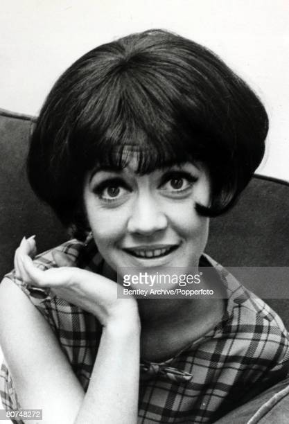 1965 English actress Amanda Barrie portrait Amanda Barrie born 1936 has had a long career as an actress in the 1960's she played the comedienne in a...