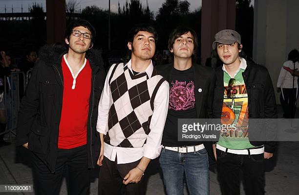 Telido during MTV Video Music Awards Latin America 2006 - Red Carpet at Palacio de los Deportes in Mexico City, Mexico.