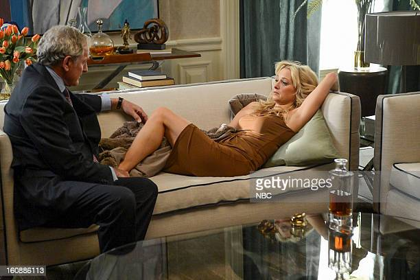 DECEPTION 'Tell Me' Episode 107 Pictured Victor Garber as Robert Bowers Katherine LaNasa as Sofia Bowers