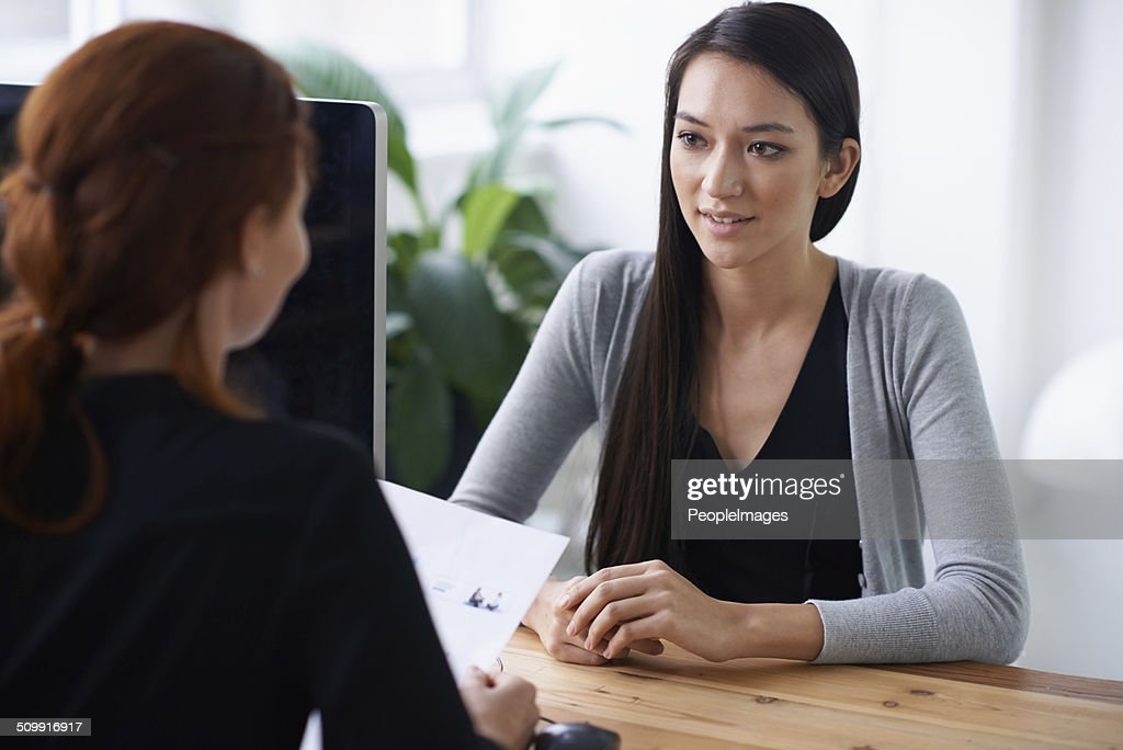 Tell me something about yourself that's not in your resume : Stock Photo