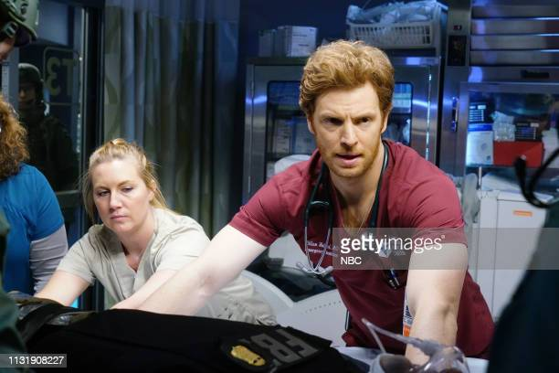 """Tell Me The Truth"""" Episode 418 -- Pictured: Nick Gehlfuss as Dr. Will Halstead --"""