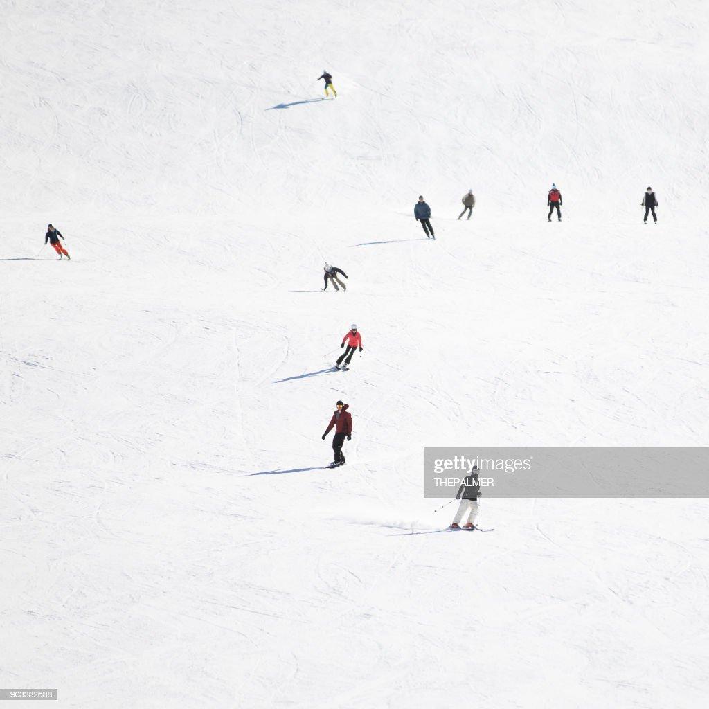テルライド スキー リゾート : ストックフォト