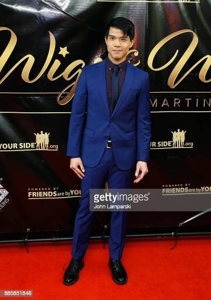 Telly Leung attends the 2017 One Night With The Stars benefit at the Theater at Madison Square Garden on December 4 2017 in New York City