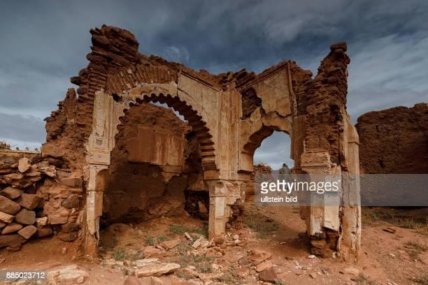 Telouet, Marokko, Kasbah < englisch> Telouet, Morocco, Kasbah