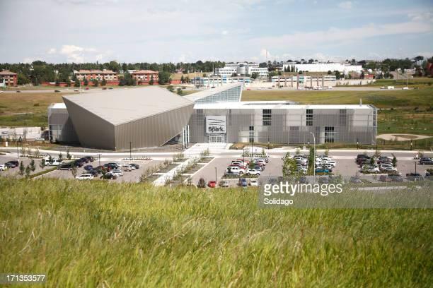 Telus Spark Center Calgary, Alberta, ist.