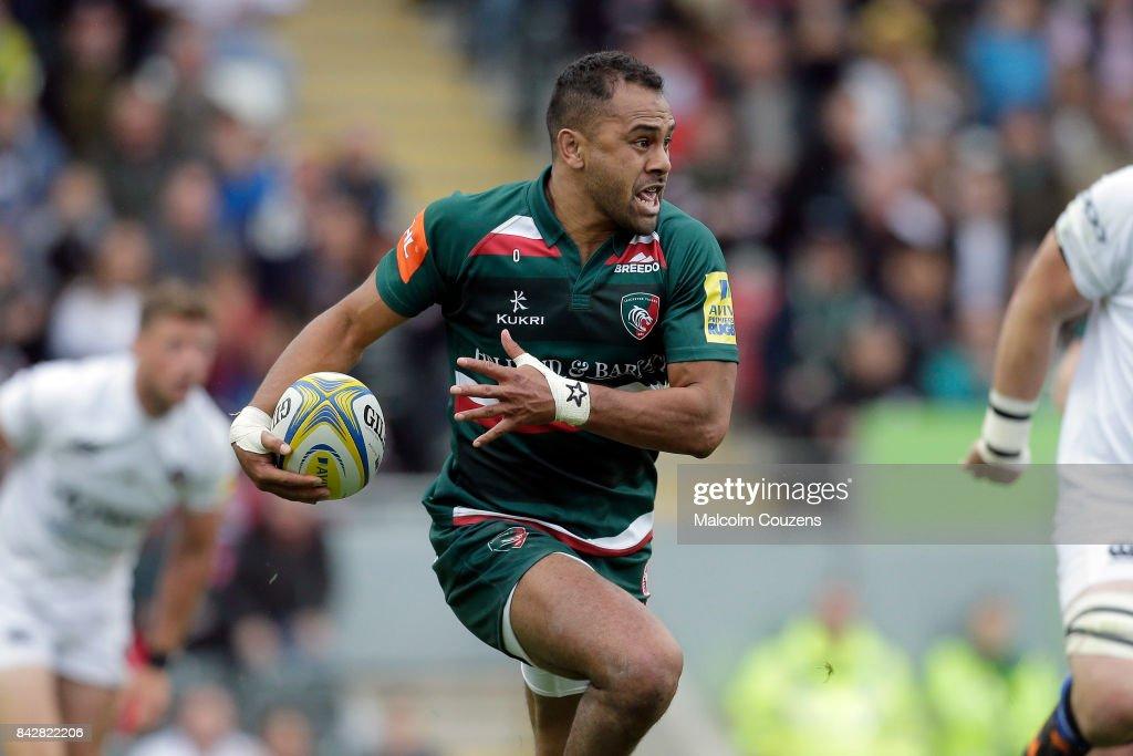 Leicester Tigers v Bath Rugby - Aviva Premiership : News Photo