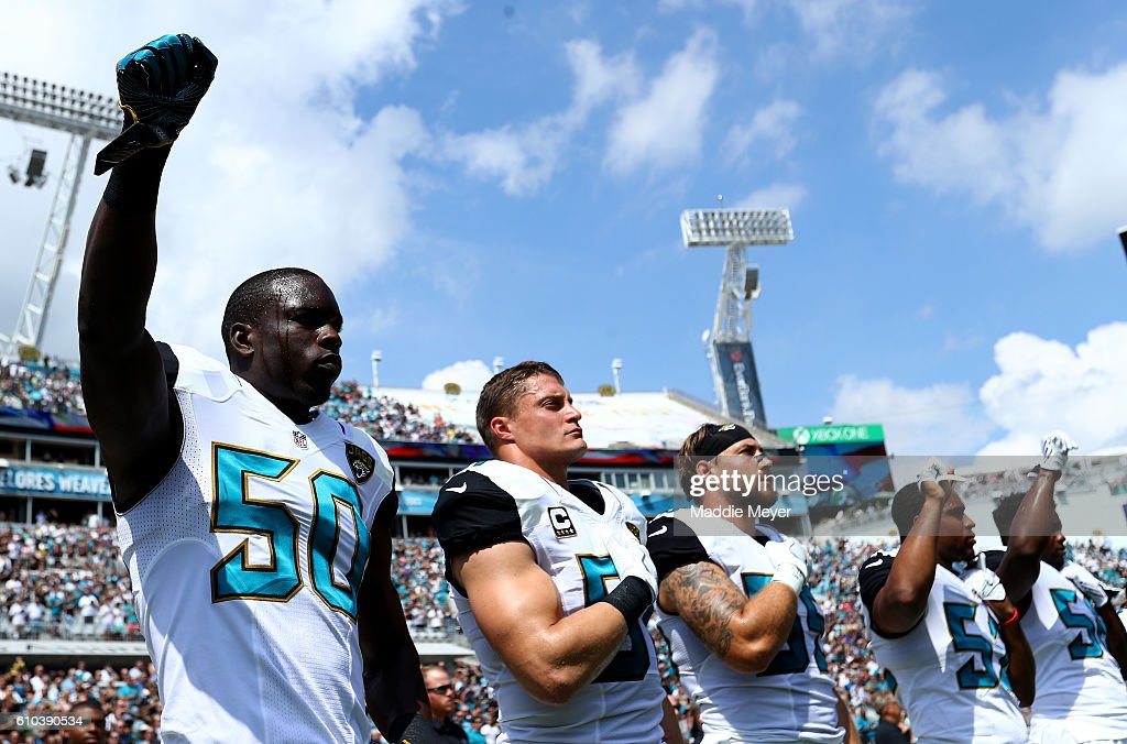 Baltimore Ravens v Jacksonville Jaguars : News Photo