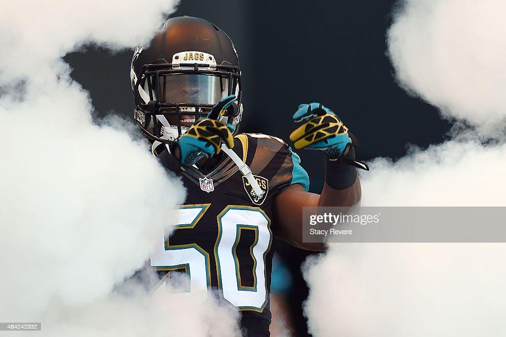 Pittsburgh Steelers v Jacksonville Jaguars : News Photo