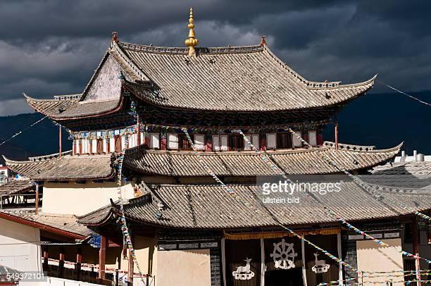 Tempel in Zhongdian
