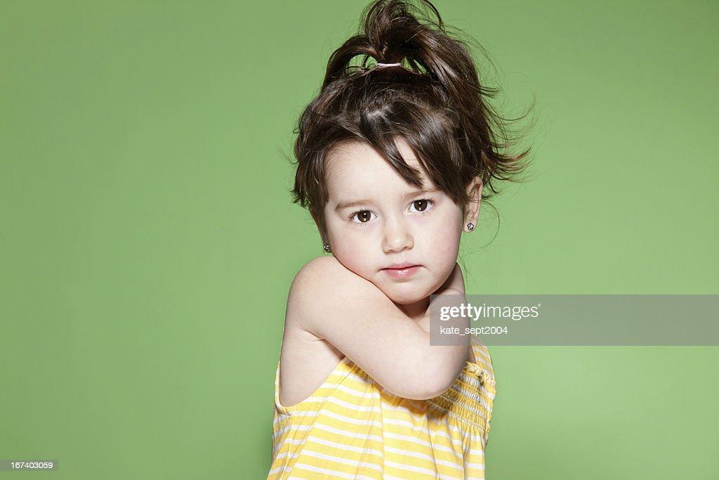 Temper tantrum : Stock Photo