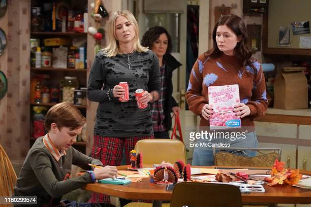 """Tempest in a Stew Pot"""" - Jackie and Becky pitch their business plan to Darlene in hopes of getting the Lunch Box back, but Darlene's decision leads..."""