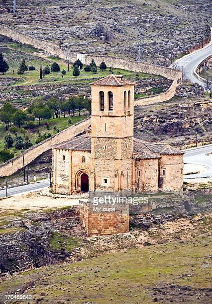 Templar Church of Vera Cruz Segovia Spain