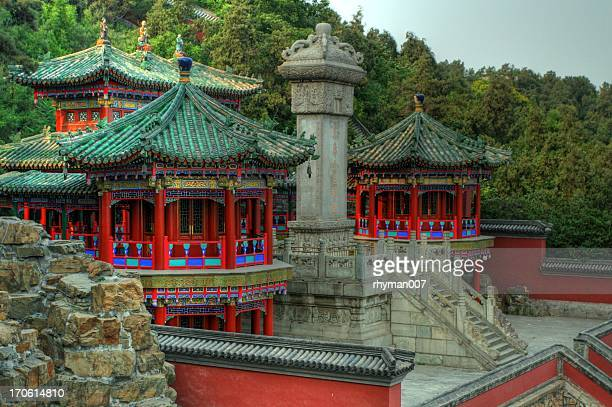Temple at the Summer Palace