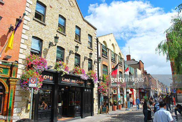 Temple bar during the day