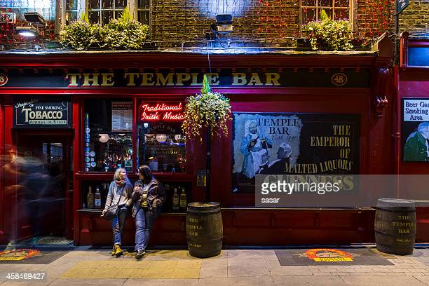temple bar - guinness stock photos and pictures