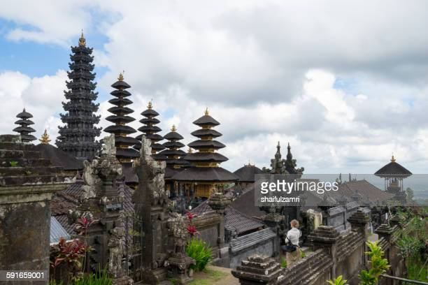 temple besakih in bali - shaifulzamri 個照片及圖片檔