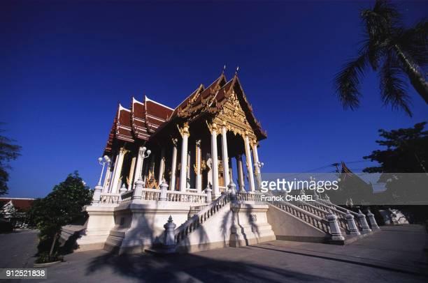 Temple bouddhiste a Bangkok Thailande