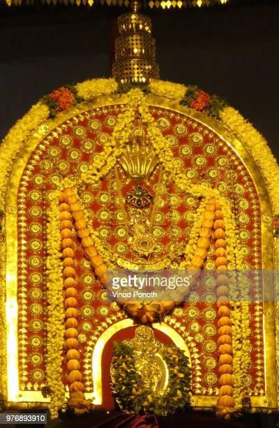 Temple Festival - Kolam and Tidambu