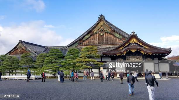 temple in japan - kiyomizu dera temple stock photos and pictures