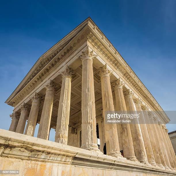 Temple in Nimes