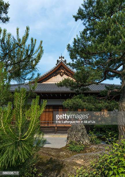Temple in the daitokuji temple complex kansai region kyoto Japan on May 24 2016 in Kyoto Japan