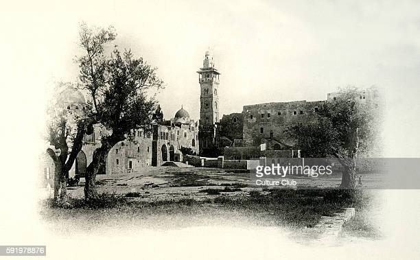 Temple Mount/ Haram alSharif / Har haB‡yit Jerusalem 1894 Religious site in the Old City of Jerusalem Judaism regards the Temple Mount as the place...