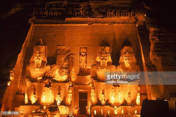 Temple of Abu Simbel, Egypt